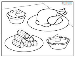 Thanksgiving day is a national holiday in the united states and canada. Free Thanksgiving Coloring Pages Lovetoknow