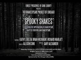 bio gary alexander chicago actor the work was produced as the shakespeare project of chicago s contribution to the chicago cultural mile association s halloween happening in millennium park