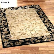 rugs rubber backed kitchen washable area superb on 4x6