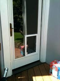 sliding door pet insert pet door guys full size of in glass pet door cost sliding