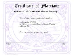 fake marriage certificate online free printable marriage certificate fake marriage certificate for