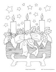 logging coloring pages holiday printable fun the yule log wired