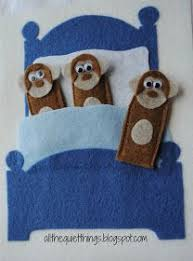 cute quiet book ideas funny face trucks monkeys jumping on the bed