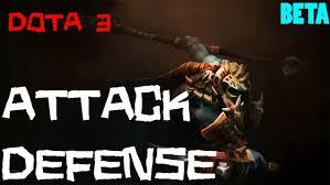 steam workshop attack defense dota 3