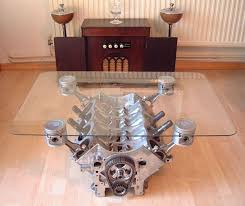 using recycled car parts
