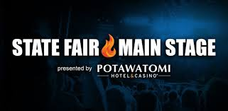 Wisconsin State Fair Potawatomi Main Stage Seating Chart 2020 Wisconsin State Fair With Countdown Wisconsin State Fair