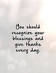 Image result for quotes about blessings