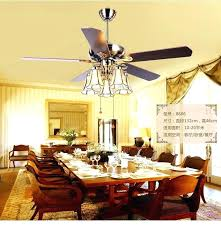 chandelier and ceiling fan in same room dining room fan chandelier ceiling fan for dining room