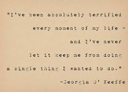 Georgia O Keeffe Quotes 91 Amazing Inspirational Life Quote Georgia O Keeffe Quote Art Quote