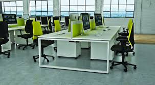 lime green office furniture. O-03 In This Office Refurb We\u0027ve Included Large Work Desks With Lime Green Partitioning. Furniture