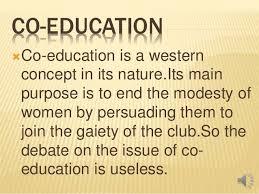 co education co education
