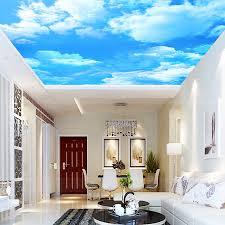 Ceiling Wallpaper Murals Design