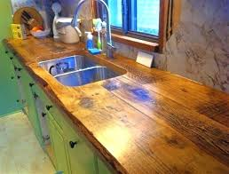 diy kitchen countertops wood diy wood kitchen countertop