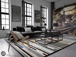 Living Room Design: Sunken Living Room - Living Room Design