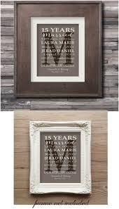 15 year anniversary gift awesome 83 best anniversary gift ideas images on 50th wedding 736