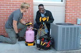 Heating Air Conditioning And Refrigeration Mechanics And Installers Wallace Community College Air Conditioning And Refrigeration