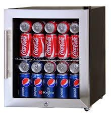 amusing glass screen door mini fridge with lock with pull hand door
