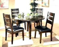 two chair dinette sets 4 dining table round size walmart home decor surprising