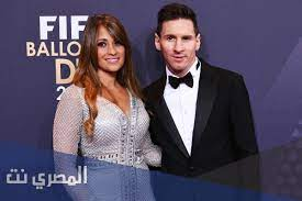 من هي زوجة ليونيل ميسي ويكيبيديا - المصري نت