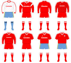 From training pants to jackets, this bayern munich kit collection lets you support your team all seasons, both watching the games and on the. Season In Kits Bayern Munich S European Adventure 1986 87 Museumofjerseys Com