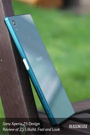 sony xperia z5 colours. sony xperia z5 design review article colours