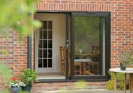 how to fix aluminum sliding patio doors