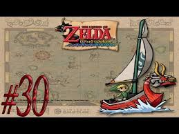 Triforce Charts The Legend Of Zelda The Wind Waker Walkthrough Triforce