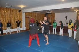 UK based martial arts expert - Earl Jesse conducts 15-day training ...