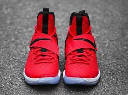 lebron red shoes. nike lebron 14 university red release date lebron shoes h