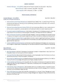 Resume For Mechanical Engg Mechanical Engineer Melbourne Resumes