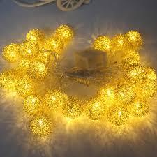Odeer Lighting Amazon Com Halloween Led String Lights Odeer Fairy String