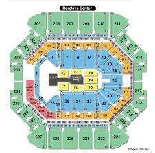Concert Seating Chart Barclays Center Barclays Center Brooklyn Ny Seating Chart View