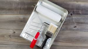 how to choose the right paint brush and roller