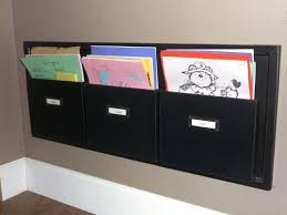 wall organizer for mail
