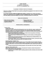 academic resumes samples sample academic resume