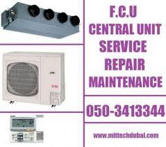 Repairing And Maintenance Fcu Unit Full Service Repairing Maintenance Company In Dubai