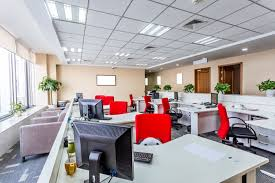 modern open plan interior office space. The Pros And Cons Of Open Floor Plans Rightsize Facility Interior A Modern Office Plan Space P