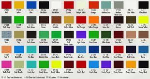 Cardinal Powder Color Chart 11 Apmd Powder Coating Cardinal Colors Tiger Drylac Colors