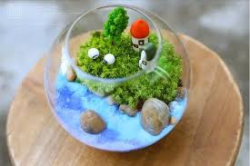 Glass Bowl Decoration Ideas Cool Glass Fish Bowl Decorations Ideas And Tips Bowl Decorating 8