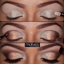 15 best shimmering new years eve makeup tutorials styles weekly