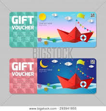 travel voucher template free gift travel voucher vector photo free trial bigstock