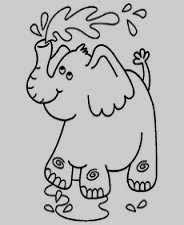 Dumbo Coloring Page Top 20 Free Printable Elephant Coloring Pages