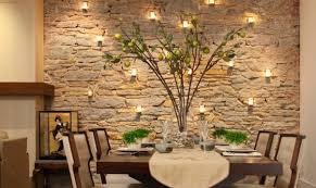 Small Picture Choosing The Ideal Accent Wall Color For Your Dining Room