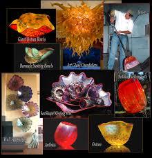 tour a glass art gallery