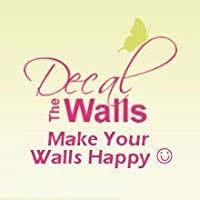 Jungle Wall Decal Fabric Wall Stickers Safari Nursery ... - Amazon.com