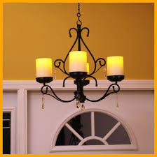 fanciful candle chandelier non electric the best outdoor pic for hanging light fixture inspiration and concept