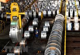 China September aluminum, steel exports hold steady as trade row goes on