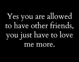 Jealous Best Friend Quotes