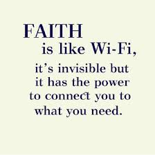 Religion Quotes Enchanting Faith Is Like Wifi Faith Religion Religion Quotes Faith Quotes