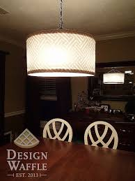 paint fabric lamp shade awesome how to make a table lamp using a pom bottle
